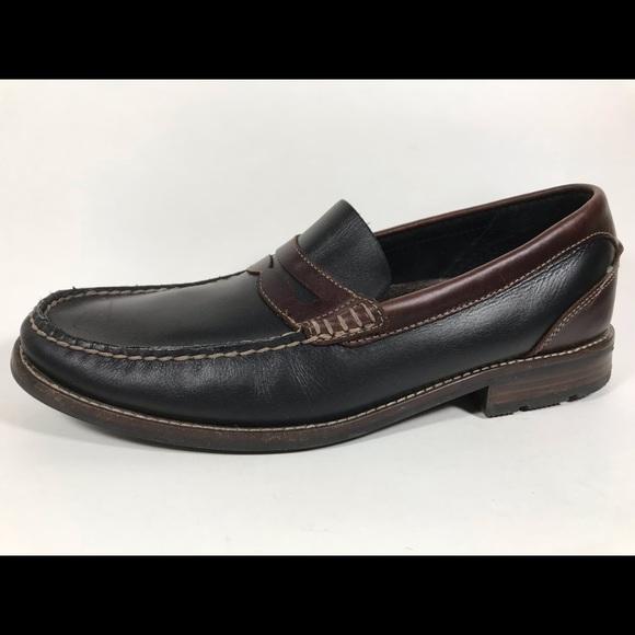 400c1d180db Sperry Essex Black Penny Loafers Men s Sz 11 M. M 5b578cc35bbb803743dabec2